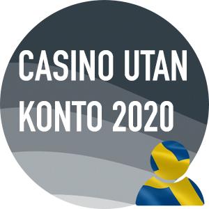 casino utan konto 2021