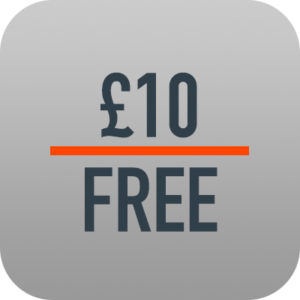 £10 free gbp