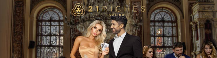 21 riches casino
