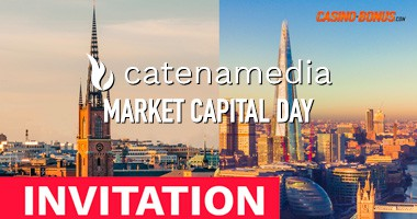 comments from catena market capital day