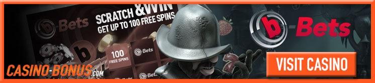 b-bets casino bonus free spins