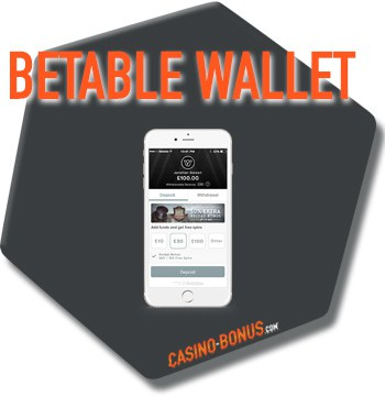 betable wallet payment online casino