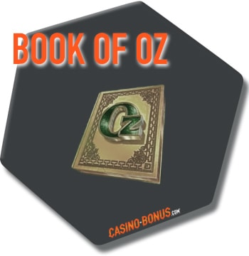 microgaming book of oz slot online casino