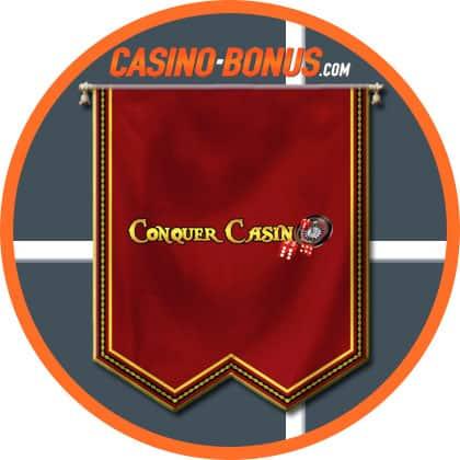 online casino bonus conquer