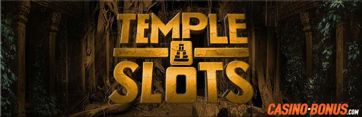 temple slots online casino