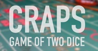 craps game of dice