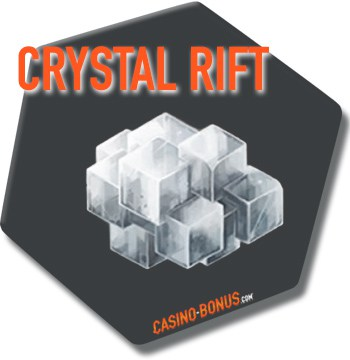 microgaming crystal rift slot
