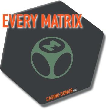 every matrix online casino platform