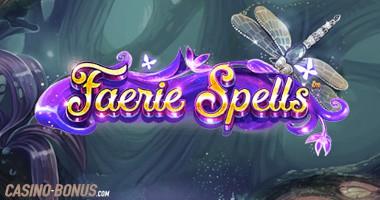 faerie spells slot