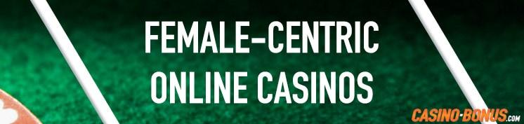female-centric online casinos