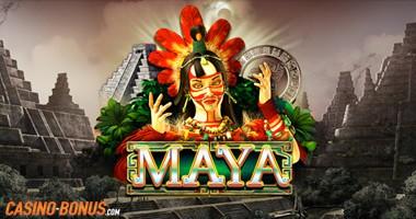 maya slot