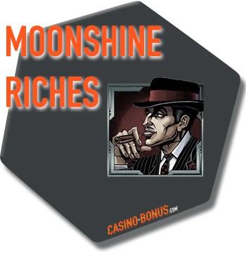 moonshine riches netent slot online casino