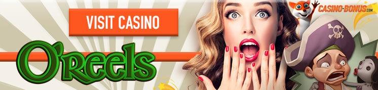 oreels casino bonus