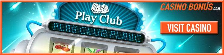 playclub casino bonus