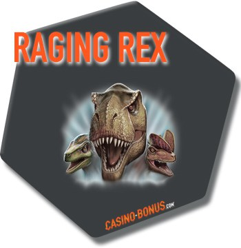 raging rex slot play n go