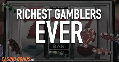 richest gamblers ever