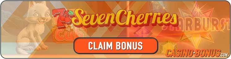 seven cherries casino bonus