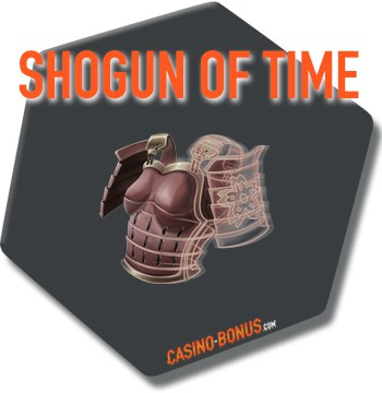 microgaming slot shogun of time