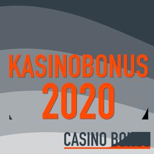 kasinobonus 2020