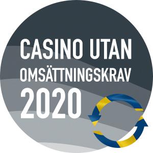 casino utan omsättningskrav 2020