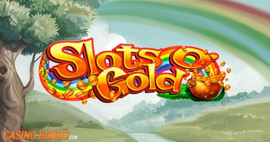 slots o' gold slot