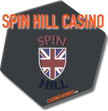spin hill casino