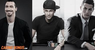sports stars gambling companies