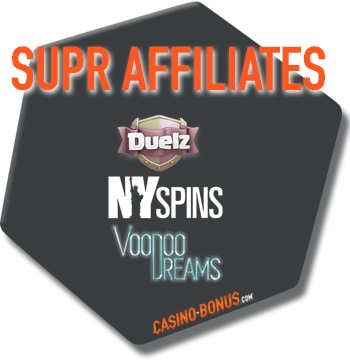 supr affiliate program online casinos
