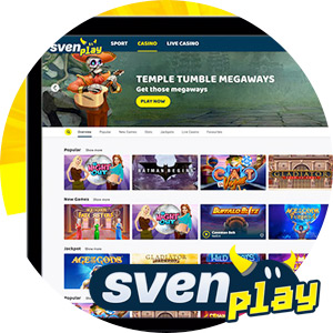 svenplay casino bonus free spins