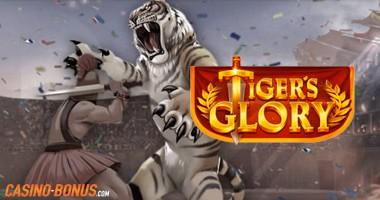 tigers glory slot