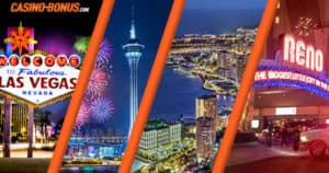 top gambling destinations world