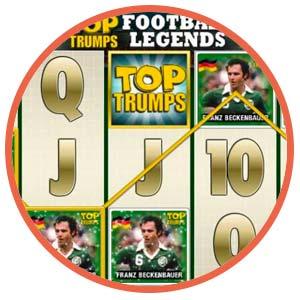 top trump football slot