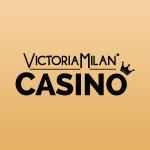 victoria milan casino logo