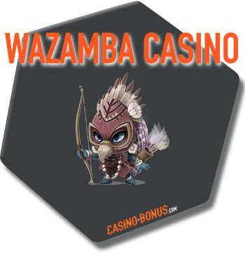 wazamba casino bonus