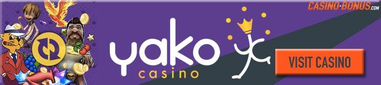 yako casino bonus online